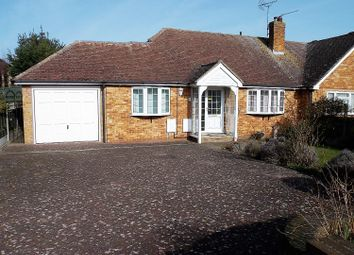 2 bed bungalow for sale in Swale Road, Strood ME2
