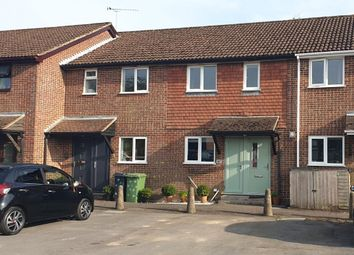 Thumbnail 2 bed terraced house for sale in Hazel Road, Four Marks, Alton, Hampshire