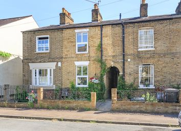 Thumbnail 3 bedroom terraced house for sale in Villiers Street, Hertford