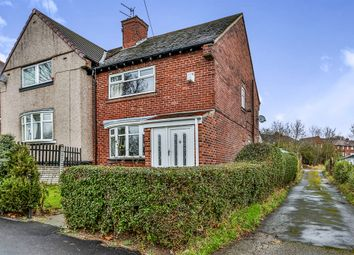 Thumbnail 2 bedroom semi-detached house for sale in Crowder Avenue, Sheffield