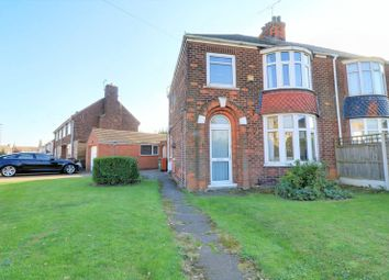 Thumbnail 3 bed semi-detached house for sale in Annes Crescent, Scunthorpe