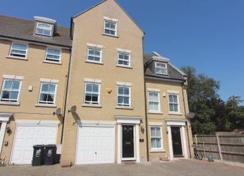 Thumbnail 5 bed town house for sale in Grosvenor Mews, High Street, Gorleston