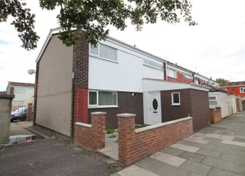 Thumbnail 4 bed end terrace house for sale in Keene Court, Netherton