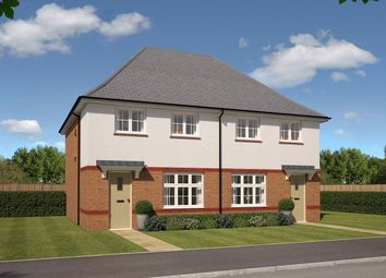 """Malvern - Semi"" at Ernest Dawes Avenue, Priorslee, Telford TF2. 3 bed semi-detached house for sale"