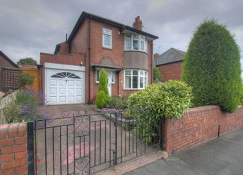 Thumbnail 3 bedroom detached house for sale in The Drive, Denton Burn, Newcastle Upon Tyne