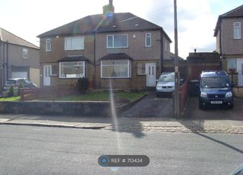 Thumbnail 3 bed semi-detached house to rent in Crosland Road, Huddersfield
