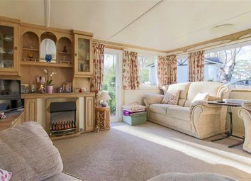 Thumbnail 2 bed mobile/park home for sale in Edisford Road, Waddington, Lancashire