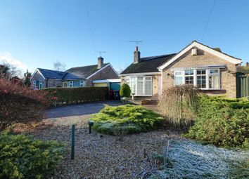 Thumbnail Detached bungalow for sale in Rivermeadow, Scawby Brook, Brigg