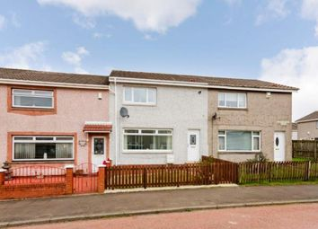 Thumbnail 2 bed terraced house for sale in Springbank Road, Shotts, North Lanarkshire