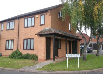 Thumbnail 1 bedroom flat to rent in Robin Court, Kidderminster