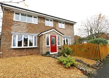 Thumbnail 4 bed detached house for sale in Cunnery Meadow, Clayton-Le-Woods, Lancashire