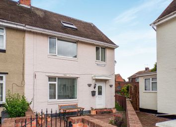 Thumbnail 4 bed semi-detached house for sale in Aylesbury Place, Newcastle Upon Tyne