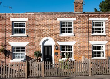 Thumbnail 2 bed terraced house for sale in The Street, Hamstreet, Ashford