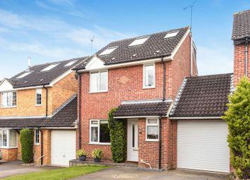 Thumbnail 4 bedroom detached house for sale in Wellesbourne Close, Abingdon