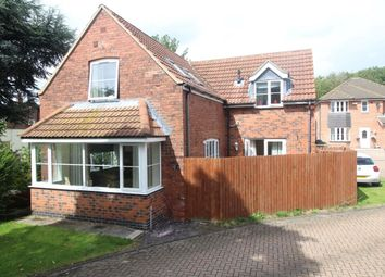 Thumbnail 3 bed detached house for sale in Kingfisher Way, Thorne, Doncaster
