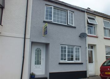 Thumbnail 2 bed terraced house for sale in Lawrenny Street, Neyland, Milford Haven