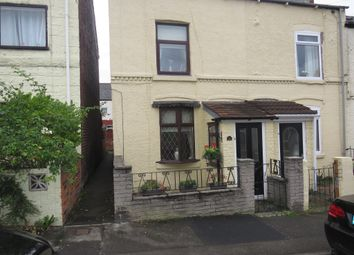 Thumbnail 3 bed end terrace house for sale in Wellington Street, Goldthorpe, Rotherham