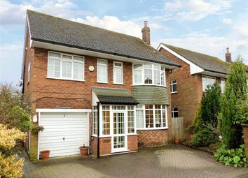 Thumbnail 4 bed detached house for sale in Stonemead, Romiley, Stockport