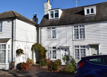 Thumbnail 2 bed cottage for sale in Albion Road, Marden, Tonbridge