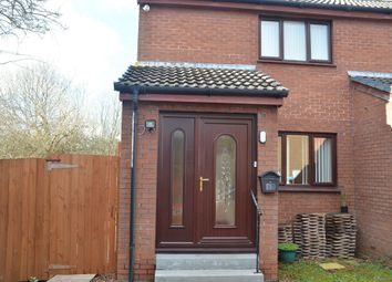 Thumbnail 2 bed end terrace house for sale in Crabb Quadrant, Motherwell