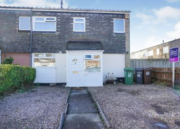 Thumbnail 2 bed end terrace house for sale in Plane Grove, Chelmsley Wood