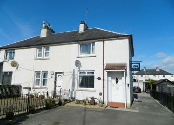Thumbnail 2 bed end terrace house for sale in Maitland Avenue, Bannockburn, Stirling