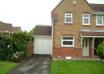 Thumbnail 2 bed semi-detached house to rent in Foreland Close, Great Sankey, Warrington