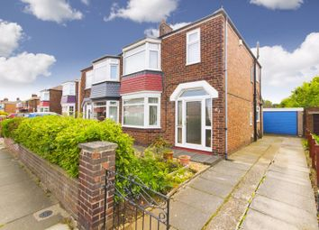 Thumbnail 3 bed semi-detached house for sale in Lime Road, Normanby, Middlesbrough