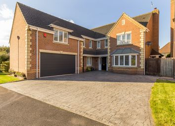 Thumbnail 5 bed detached house for sale in Sykes Close, North Ferriby, East Riding Of Yorkshire