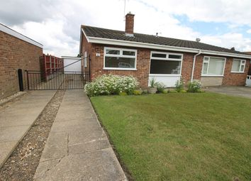 Thumbnail 2 bed semi-detached house for sale in Trendall Road, Sprowston, Norfolk