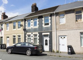 Thumbnail 3 bed terraced house for sale in Conway Road, Newport