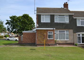 Thumbnail 3 bedroom semi-detached house for sale in Highlands Avenue, Spinney Hill, Northampton