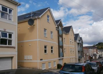 Thumbnail 1 bed flat to rent in Newton Abbot