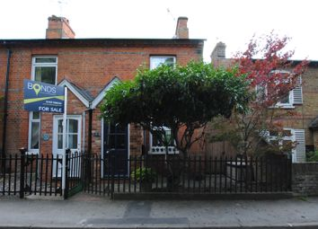 Thumbnail 2 bed end terrace house for sale in School Lane, Wargrave, Reading