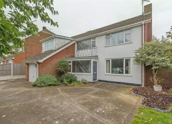 Thumbnail 4 bed detached house for sale in Homewood Avenue, Sittingbourne