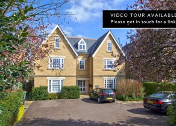 Thumbnail 2 bed flat for sale in Cambridge Road, Great Shelford, Cambridge, Cambridgeshire