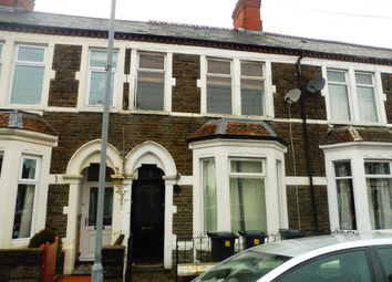 Thumbnail 3 bedroom flat for sale in Alfred Street, Roath, Cardiff
