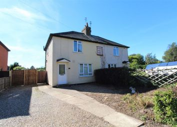 Thumbnail 2 bed semi-detached house for sale in Mill Lane, Fleggburgh, Great Yarmouth