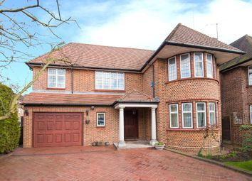 Thumbnail 4 bed detached house for sale in Gloucester Drive, London