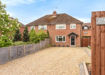 Thumbnail 3 bed semi-detached house for sale in Reading Road, Winnersh, Wokingham, Berkshire