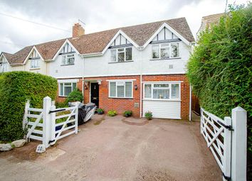 Thumbnail 5 bed semi-detached house for sale in Leda Cottages, Charing, Ashford, Kent