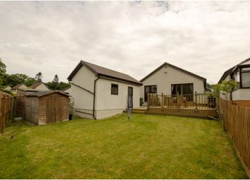 Thumbnail 2 bed detached bungalow for sale in Moray Park Avenue, Inverness