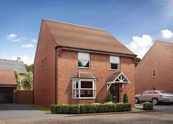 "Thumbnail 4 bed detached house for sale in ""Irving"" at Broughton Crossing, Broughton, Aylesbury"