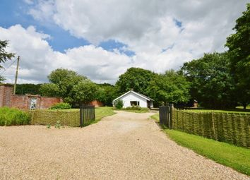 Thumbnail 3 bed detached bungalow to rent in Chediston, Halesworth