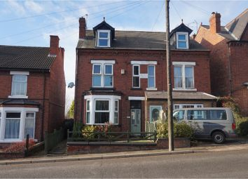Thumbnail 5 bed semi-detached house for sale in Stanton Road, Ilkeston
