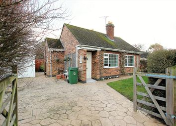 Thumbnail 2 bed detached bungalow for sale in Shepherds Close, Loughborough