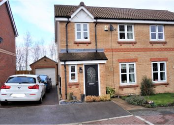 Thumbnail 3 bed semi-detached house for sale in Roebuck Ridge, Barnsley