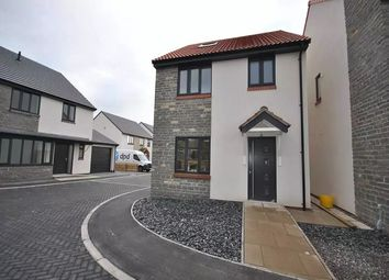 Thumbnail 4 bed detached house to rent in Cheddar