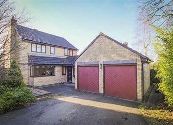 Thumbnail 4 bed detached house for sale in Hayhurst Road, Whalley, Lancashire