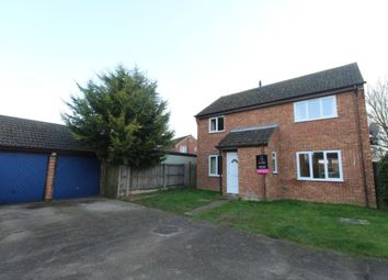 Thumbnail 4 bed detached house for sale in Macpherson Robertson Way, Mildenhall